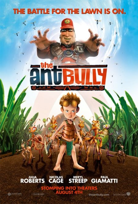 Cover van Ant Bully, The