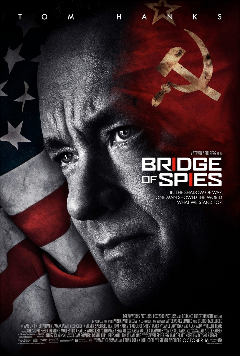 Cover van Bridge of Spies