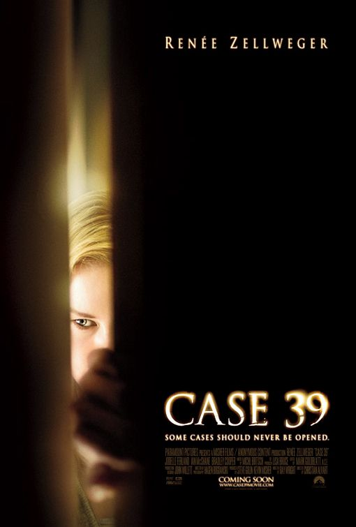 Cover van Case 39