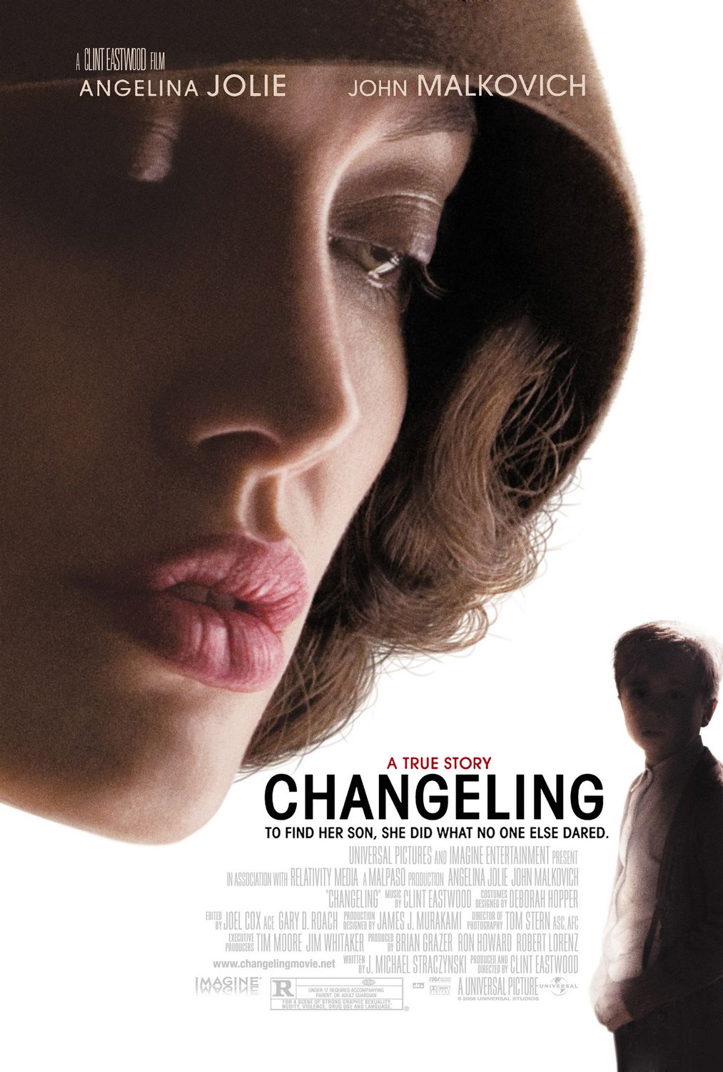 Cover van Changeling