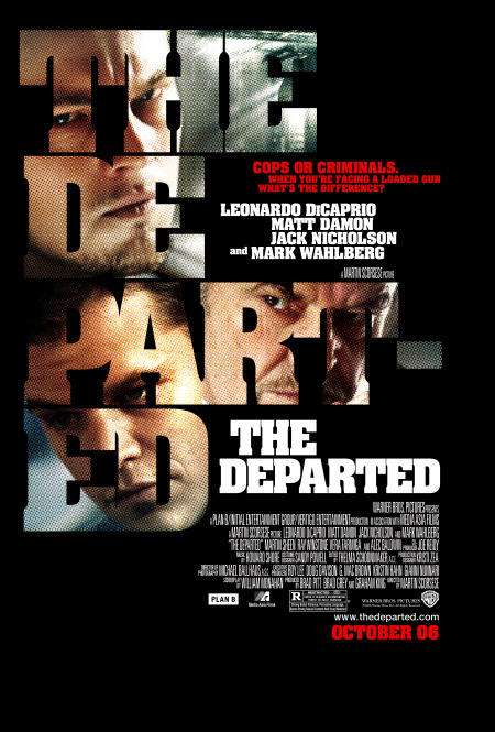Cover van Departed, The