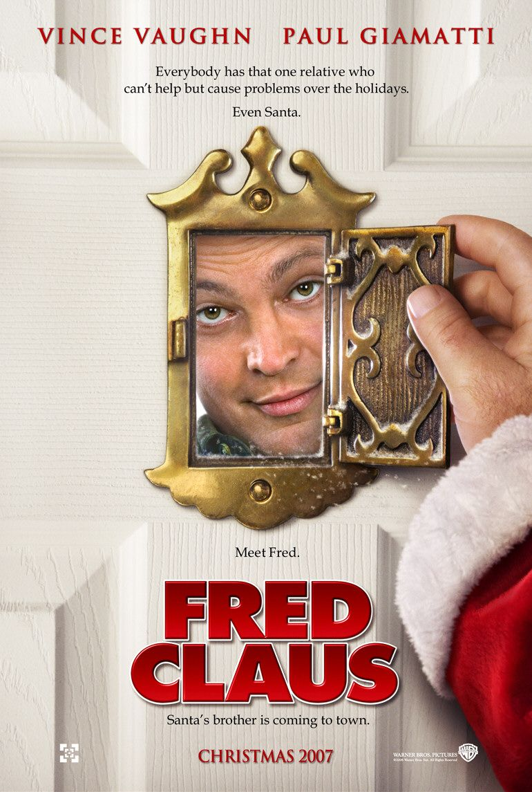 Cover van Fred Claus