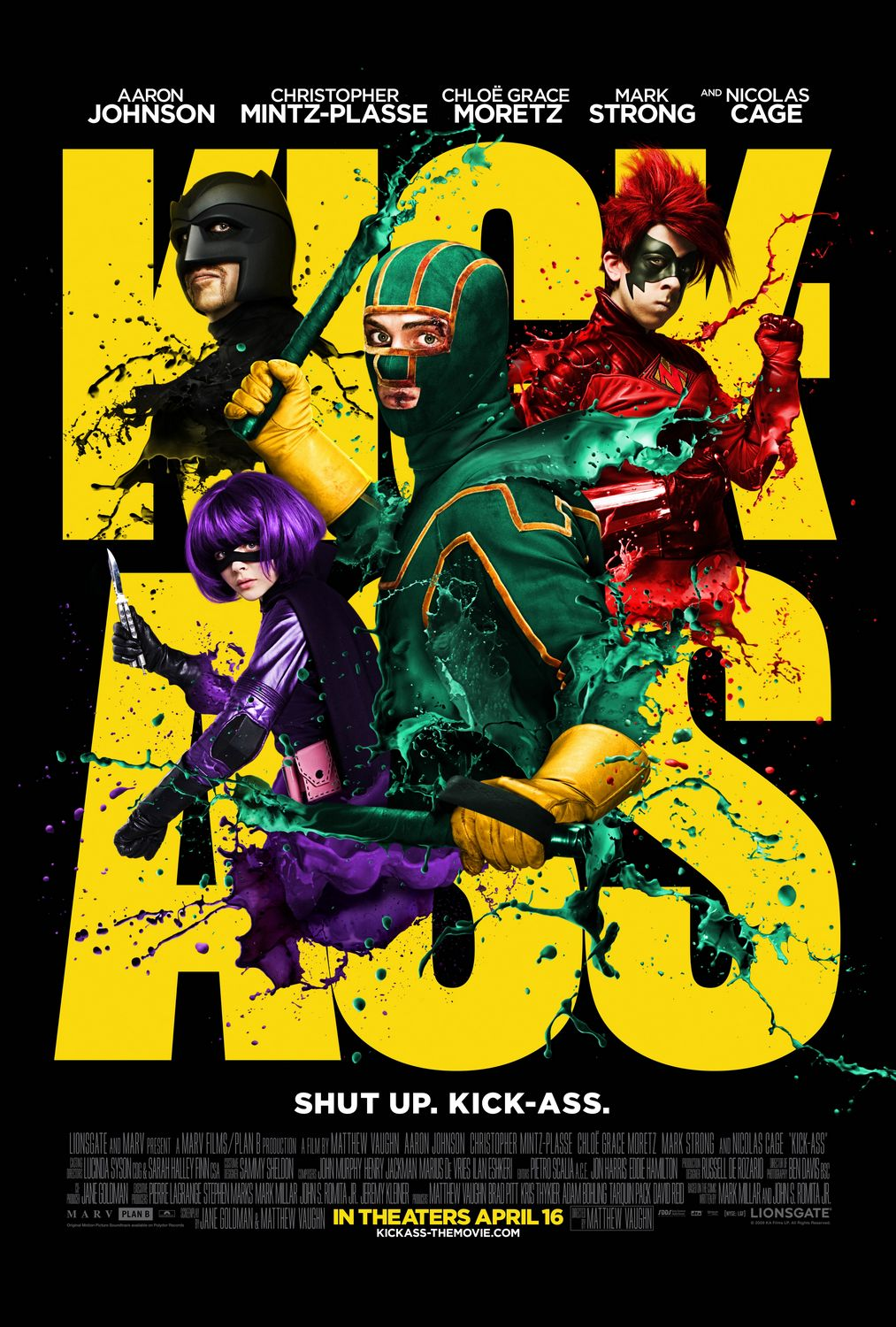 Cover van Kick-Ass
