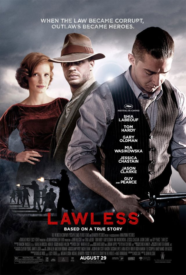 Cover van Lawless