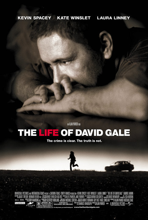 Cover van Life of David Gale, The