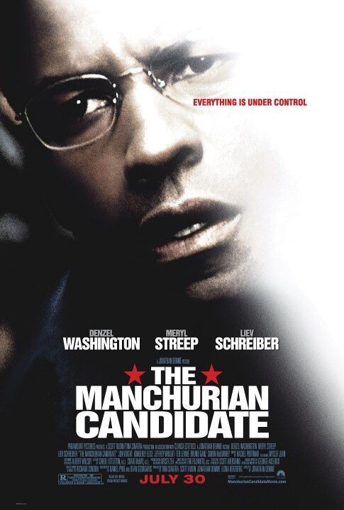 Cover van Manchurian Candidate, The