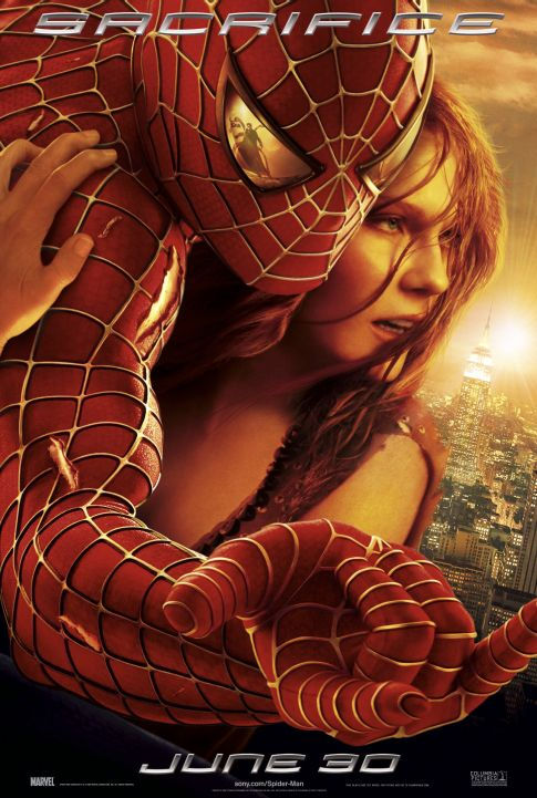 Cover van Spider-Man 2