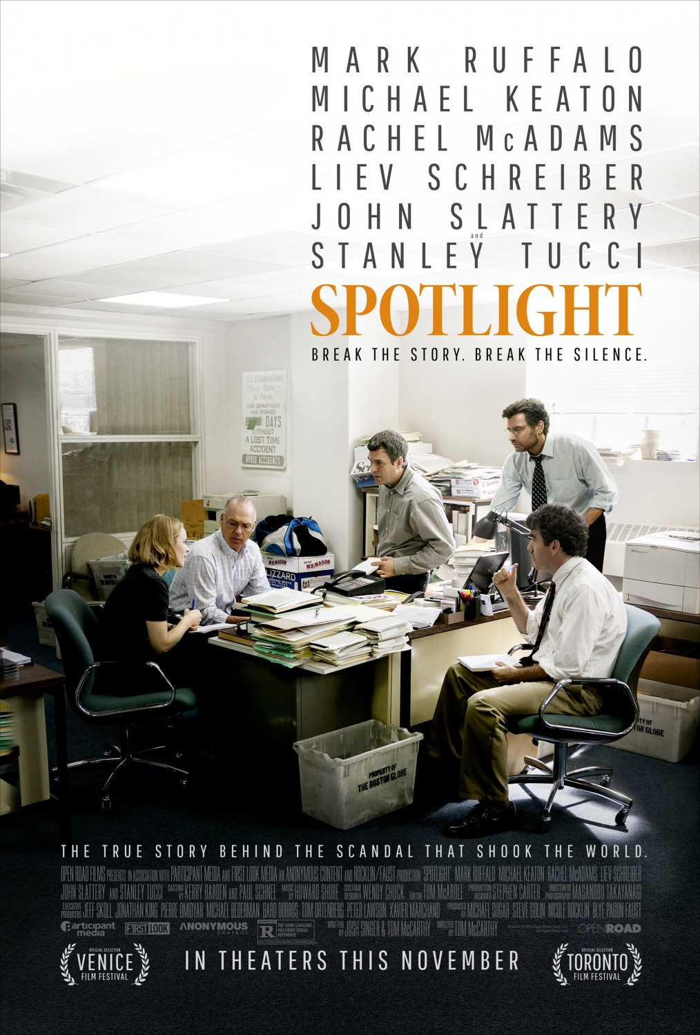 Cover van Spotlight