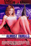 Cover van Almost Famous
