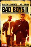 Cover van Bad Boys II