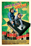 Cover van Be Kind Rewind
