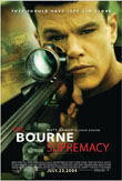 Cover van The Bourne Supremacy