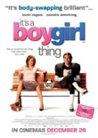 Cover van It's a Boy Girl Thing