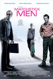 Cover van Matchstick Men