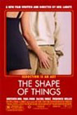 Cover van The Shape of Things