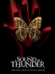 Cover van A Sound Of Thunder